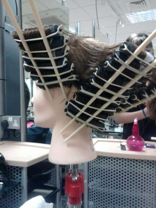 What Is A Stacked Perm Long Hairstyles