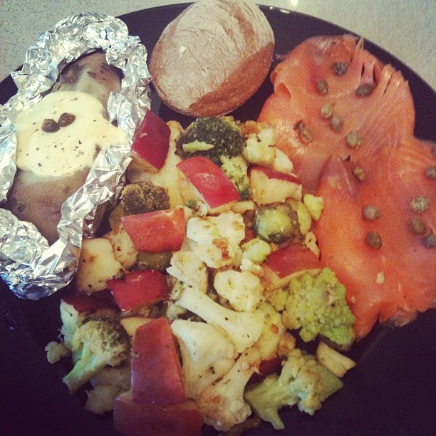 ... rye bun. That's all :) #healthyfood #lunch - @melissazino- #webstagram
