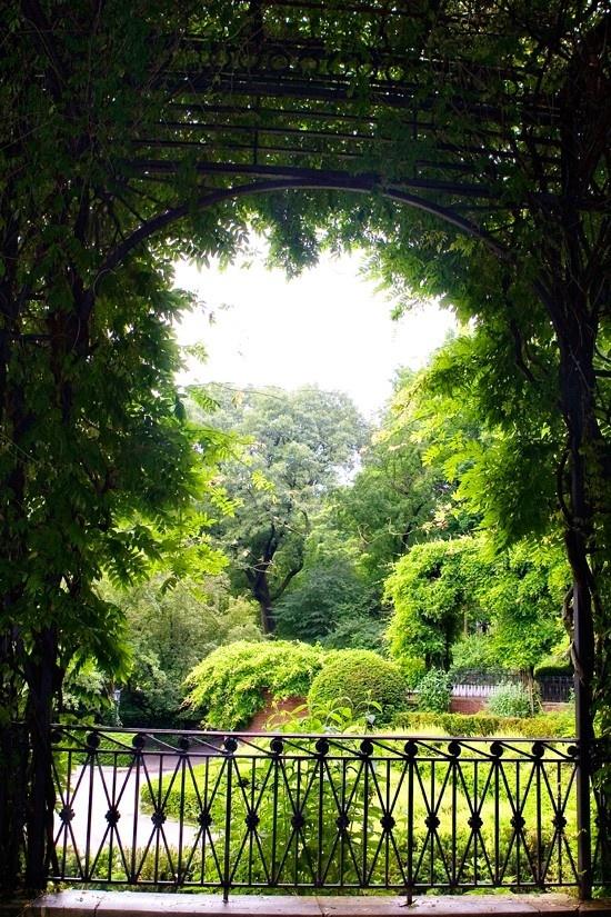 Central Park Conservatory Garden New York Pinterest