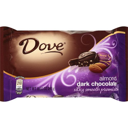 Dove Almond Dark Chocolate Promises