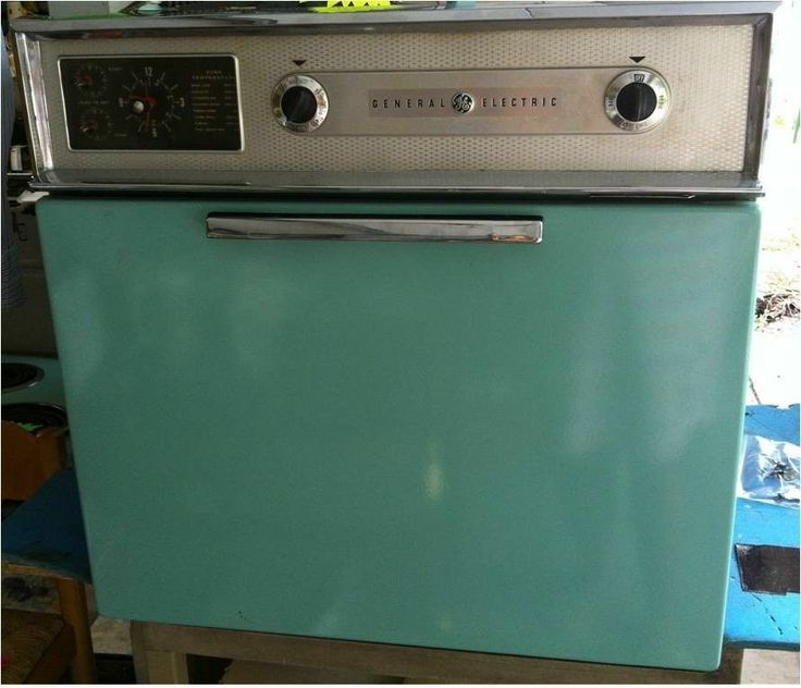 Vintage General Electric Wall Ovens ~ Oven bing images