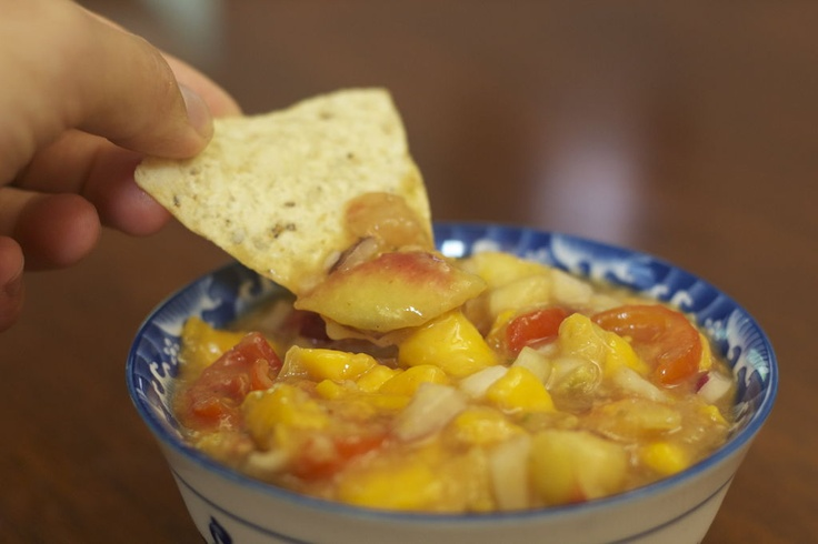 Fresh Fruit Salsa | Sugar, Fat, Salt..SO WHAT | Pinterest