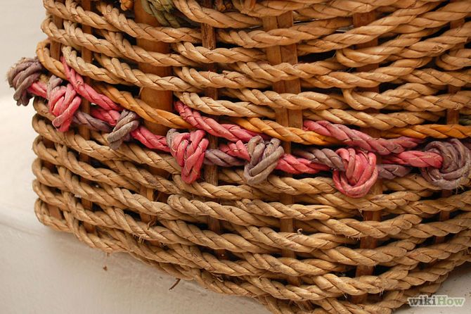 Basket Weaving Tips : How to understand basic basket weaving techniques steps