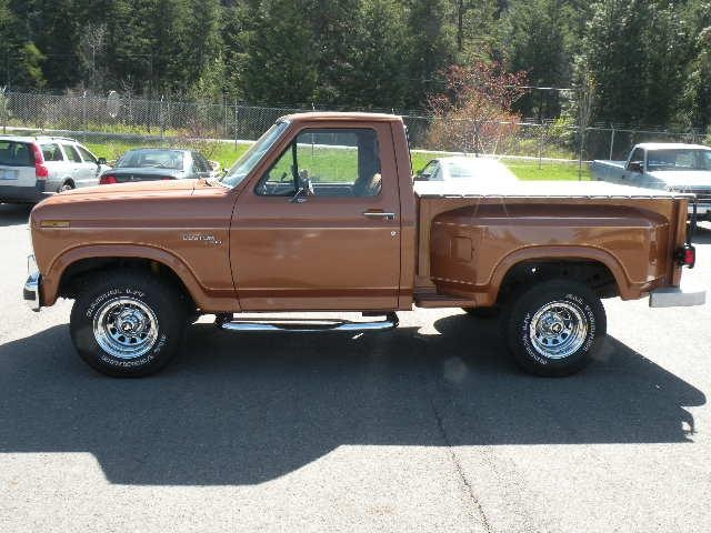 81 F100 | Ford trucks | Pinterest