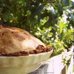 Mile-High Apple Pie Allrecipes.com | Pie - Fruit | Pinterest