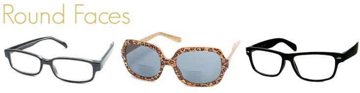 Eyeglass Frame For Your Face : Best Eyeglass Frames for Your Face Shape Styling Pinterest