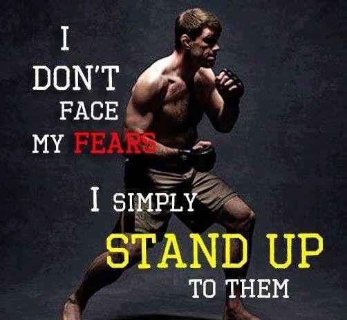 kick boxing quotes motivational quotesgram