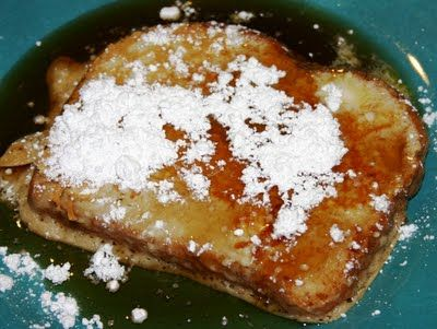 Fluffy French toast | Foods | Pinterest