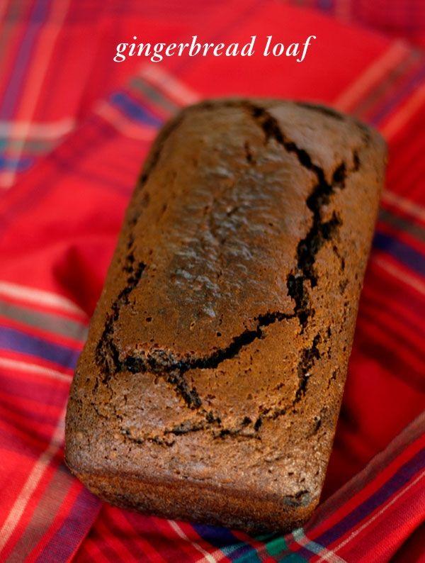 gingerbread loaf // twin stripe | Jingle All the Way | Pinterest
