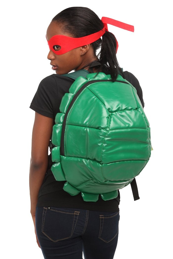 TMNT turtle shell backpack | Gonna Catch Me Riding Nerdy ...
