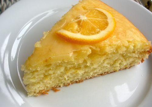 Meyer Lemon Olive Oil Cake | Sweet Things & Sugar Plum Fairies | Pint ...