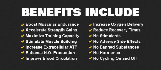 Benefits of Pre Workout Supplements