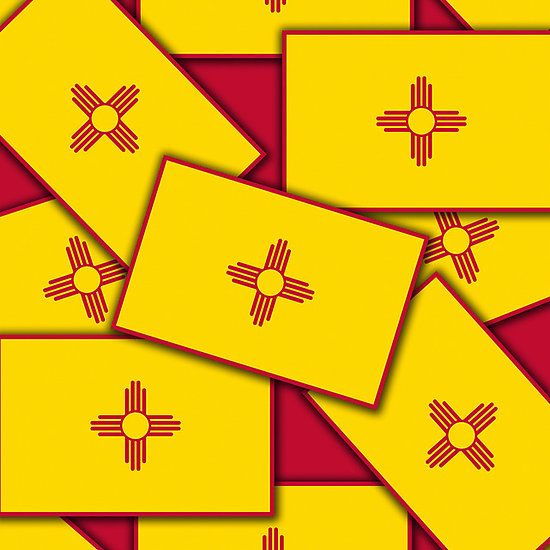state flag of new mexico