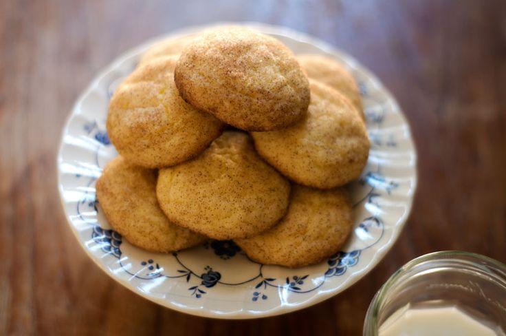 Gluten Free Snickerdoodles! Yum http://www.yummly.com/blog/2013/03 ...