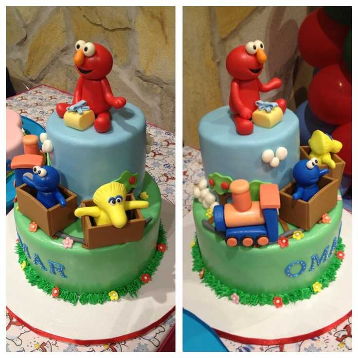 Elmo Birthday Ideas For 2 Year Old Image Inspiration of Cake and