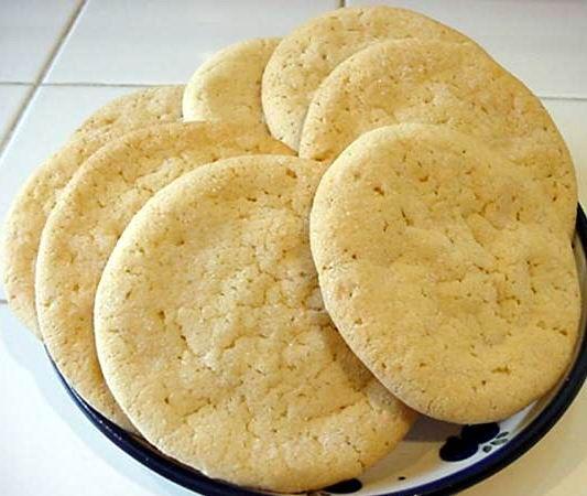 Grandma t s sugar cookies 2 cups sugar 1 cup shortening 2 eggs 189