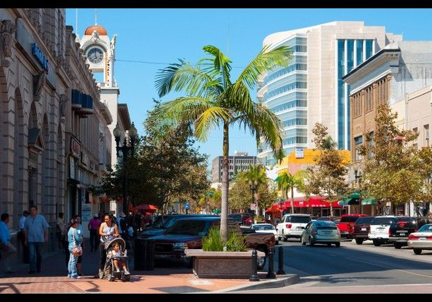 Downtown santa ana california orange county california - Maison d architecte orange county californie ...