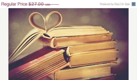 Vintage Book Love
