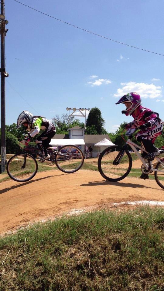 9yr old BMX riders