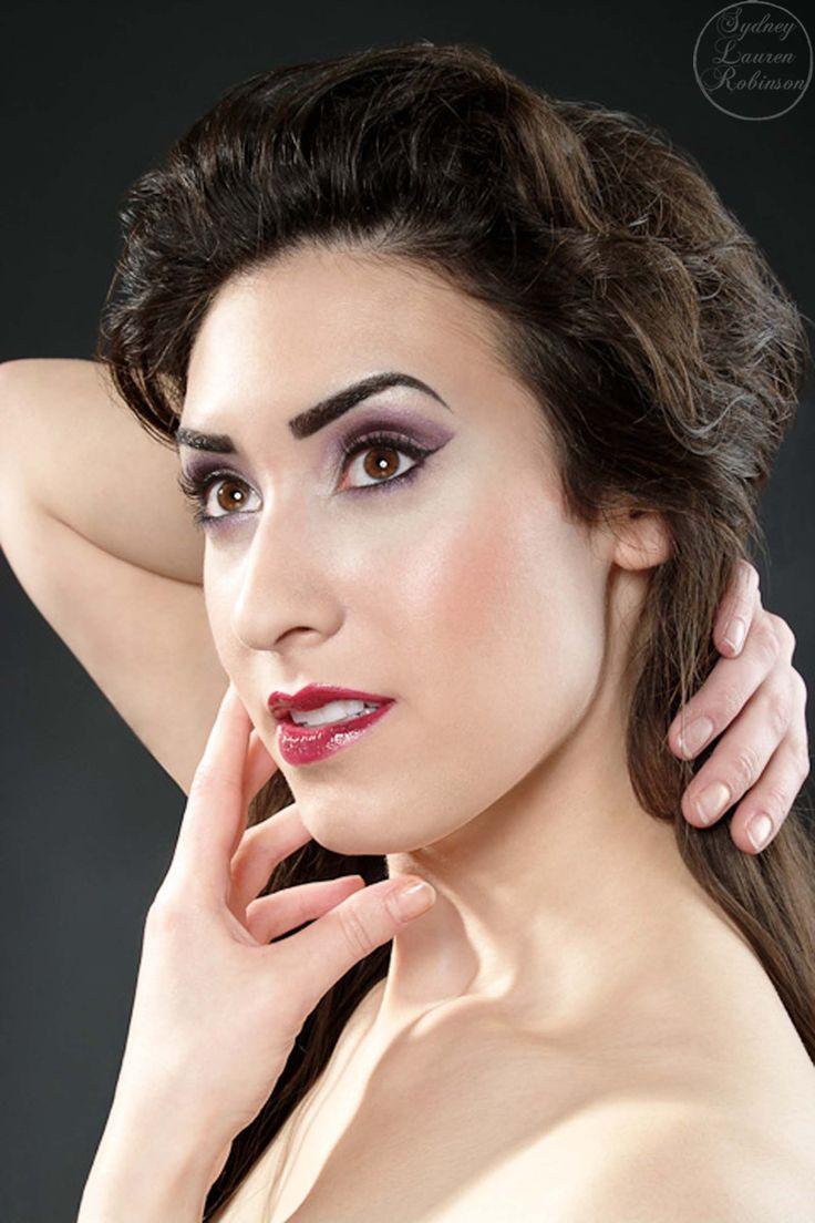 Fashion Shoot: Makeup & hair by Sydney Lauren Robinson; photo by SKITA ...