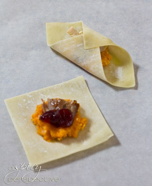 Thanksgiving Leftovers Ravioli Recipes — Dishmaps