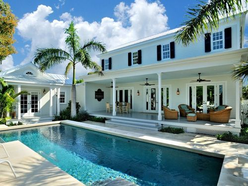 Key West Backyard Ideas : 10 Stunning Backyard Pool Design Ideas