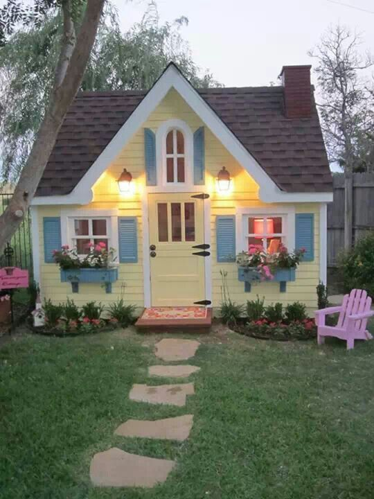 Pin by rose lewis on sabrina 39 s house pinterest Tiny house in backyard
