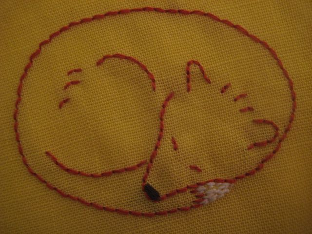 Simple hand embroidery design crafts pinterest