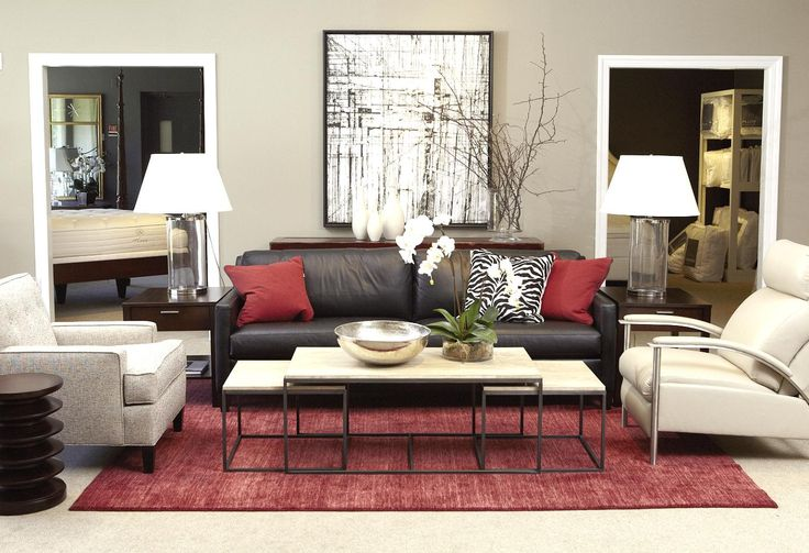 Ethan Allan Furniture Living Rooms