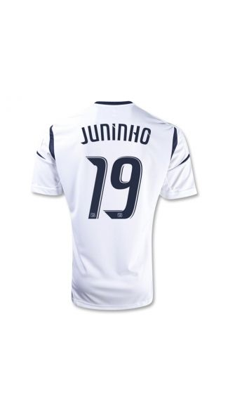 Wholesale new 12/13 Los Angeles Galaxy JUNINHO 19 Home beckham jersey la galaxy,soccer jersey shirts,galaxy shirts,la galaxy jerseys,buy soccer jerseys from china