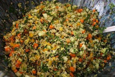Bright & Crunchy Salad | Recipe