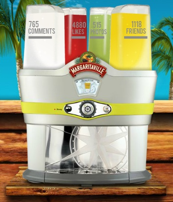 margaritaville mix drink machine
