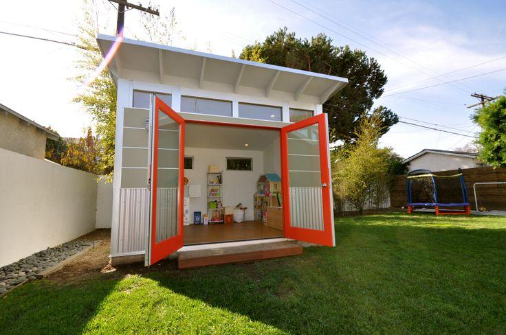 Prefab backyard studio joy studio design gallery best for Prefab studio
