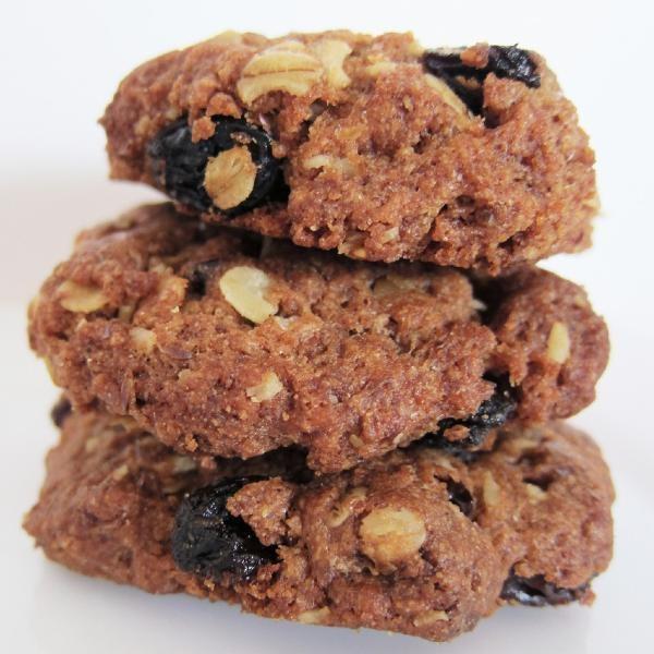 Gluten-Free Vegan Oatmeal Raisin Cookies Recipe — Dishmaps
