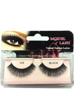 Natural Remy Hair Fashion Lashes 8