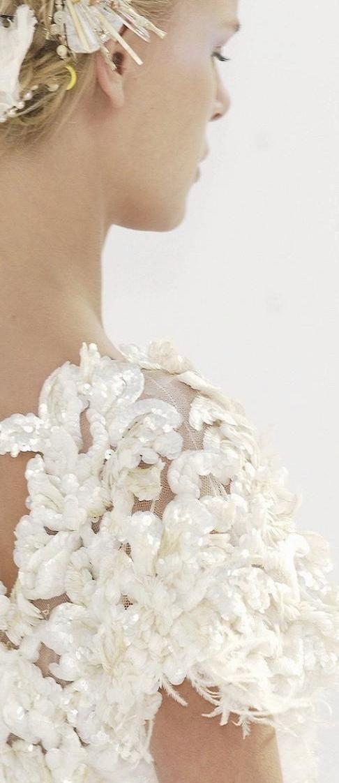 Bridal Details ♥✤ | KeepSmiling | BeStayClassy