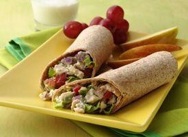 Cucumber-Tuna Salad Pitas Recipe - Tablespoon