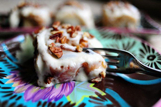 Chocolate Chip Cookie Sweet Rolls   Recipe