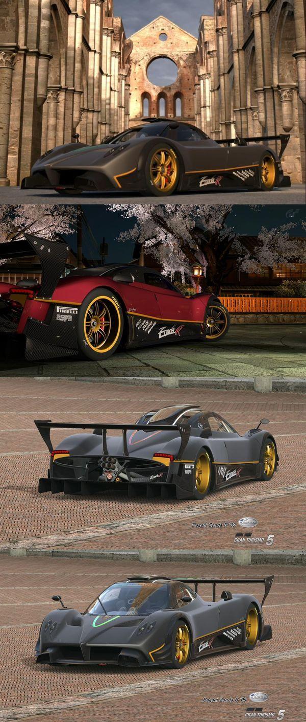Bugatti zonda