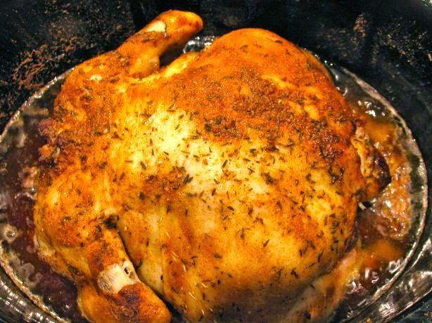 MyRecipeMagazine: Crock Pot Whole Chicken