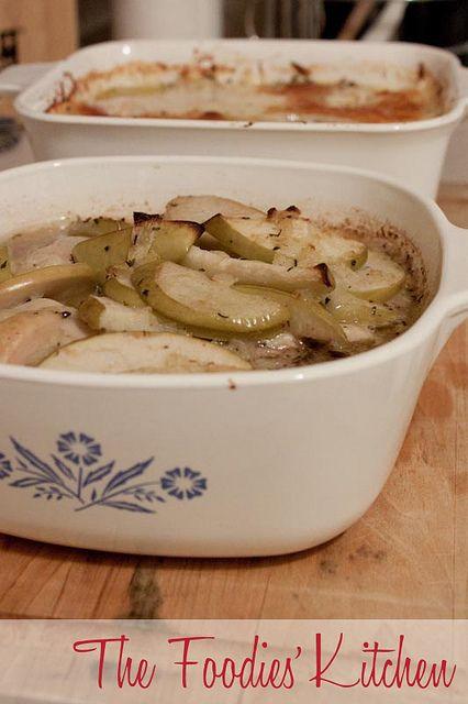 Apple Chicken Drummettes by The Foodies' Kitchen, via Flickr