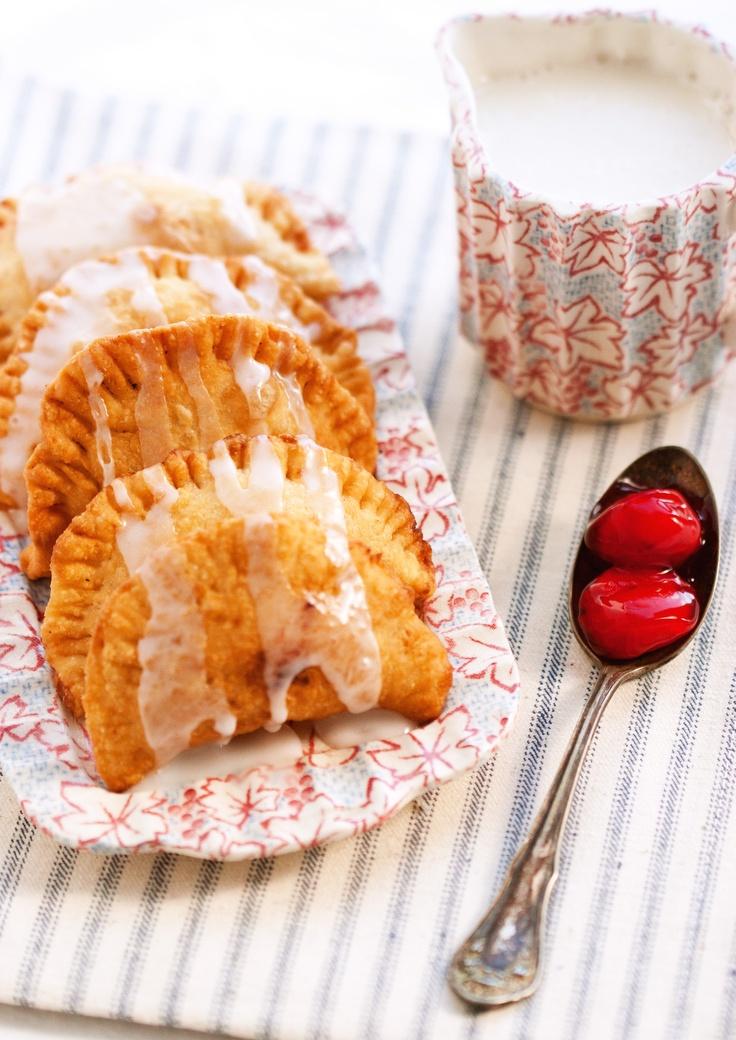 Mini Fried Fruit Pies | Deep fried foods | Pinterest