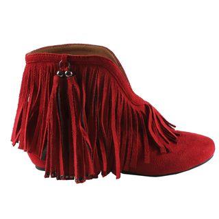Machi by Beston Women's 'Fantasy-1' Ankle Booties | Overstock.com
