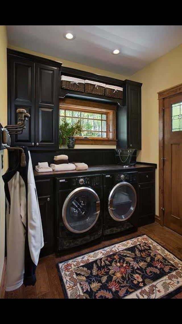 Beautiful Laundry Room Home Future Pinterest