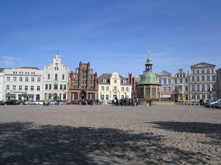 Wismar Germany  city images : Wismar, Germany | Alemania / Germany | Pinterest