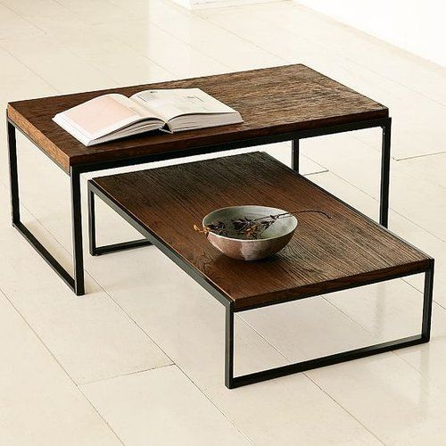 Modular Coffee Table  Living Space  Pinterest