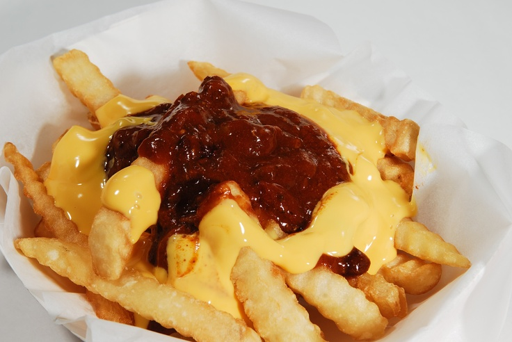 Chili Cheese Fries | Bill Gray's | Pinterest