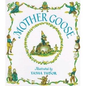 Mother Goose - Tasha Tudor