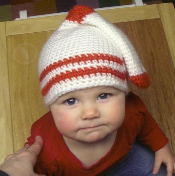 Crochet Pattern - Max's Sock Hat