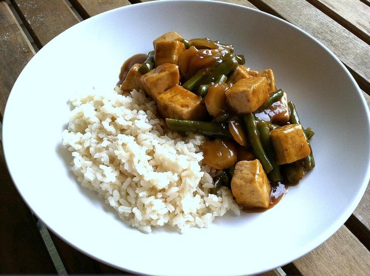 More like this: green bean , spicy tofu and tofu .